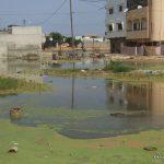 Innondations Cité Santé Keur Massar