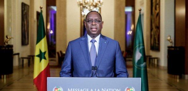 Emploi : Macky Sall promet d'allouer 80 milliards de FCFA au recrutement de 65 000 jeunes.